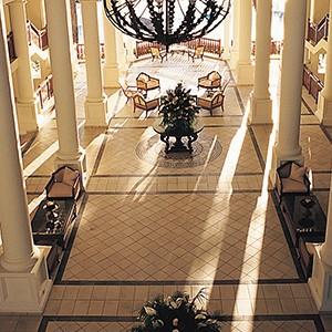 The Residence Mauritius - Lobby