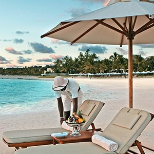 The Residence Mauritius - beach