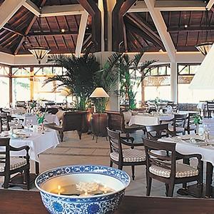 The Residence Mauritius - restaurant