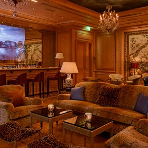 Hotel Le Bristol - bar