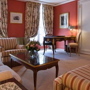 Hotel Le Bristol - lounge