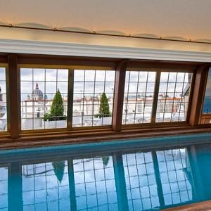 Hotel Le Bristol - pool