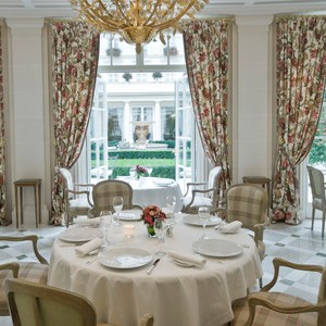 Hotel Le Bristol - restaurant