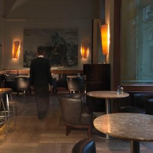 Rocco Forte Hotel Savoy - cafe