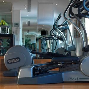 Rocco Forte Hotel Savoy - gym