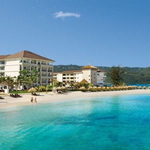 Jamaica Honeymoon Packages Secrets Wild Orchid Montego Bay Aerial View Of Beach