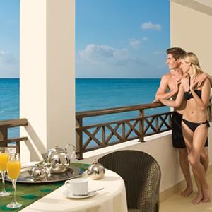 Luxury Honeymoon Packages - Secrets Wild Orchid Montego Bay - balcony