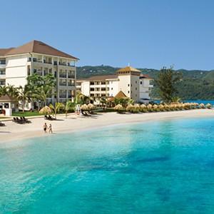 Luxury Honeymoon Packages - Secrets Wild Orchid Montego Bay - beach