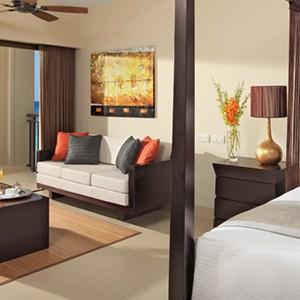 Luxury Honeymoon Packages - Secrets Wild Orchid Montego Bay - bedroom (2)
