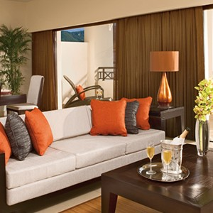Luxury Honeymoon Packages - Secrets Wild Orchid Montego Bay - lounge