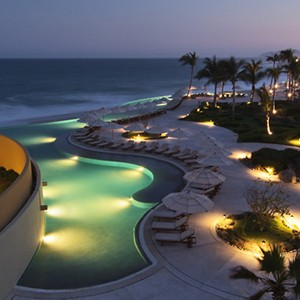 Secrets Marquis Los Cabos - exterior night
