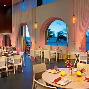 Secrets Marquis Los Cabos - restaurant