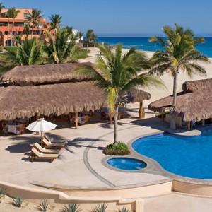 Zoetry Casa Del Mar Los Cabos - pool bar