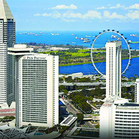 Pan Pacific Singapore - Singapore Honeymoons - Thumbnail
