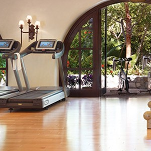 One&Only Palmilla - gym