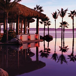 One&Only Palmilla - pool night