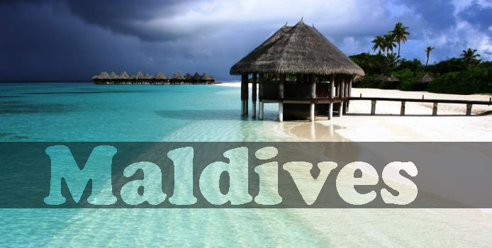 maldives heading