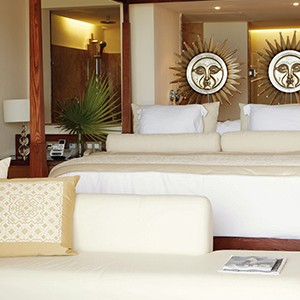 Luxury Honeymoon Packages - Excellence Palay Mujeures - bedroom