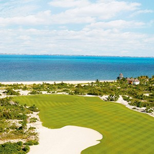 Luxury Honeymoon Packages - Excellence Palay Mujeures - golf