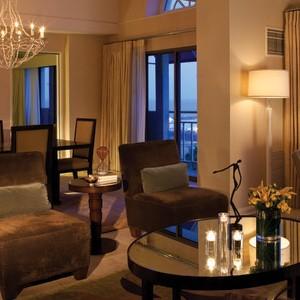 Loews Santa Monica Palm Presidential Suite