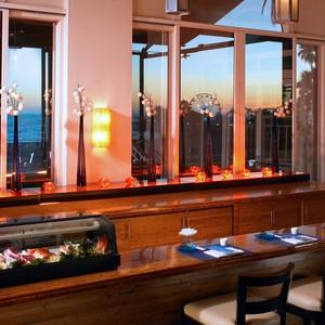 Loews Santa Monica Sushi Bar