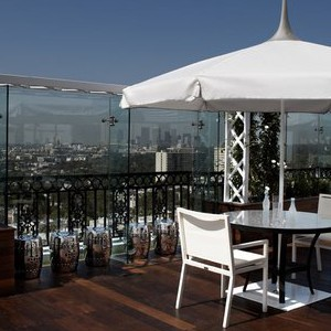 London West Hollywood Rooftop Bar