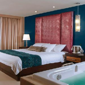 Mexico Honeymoon Packages Hard Rock Cancun Deluxe Gold Room