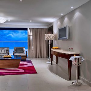 Mexico Honeymoon Packages Hard Rock Cancun Rock Suite Platinum 1 Bedroom1