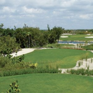 Mexico Honeymoon Packages Hard Rock Hotel Cancun Golf Area