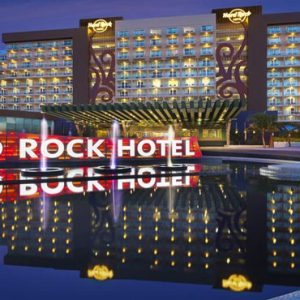 Mexico Honeymoon Packages Hard Rock Hotel Cancun Hotel Exterior