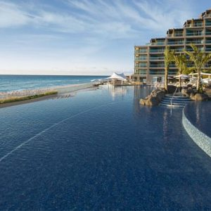 Mexico Honeymoon Packages Hard Rock Hotel Cancun Pool