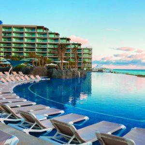 Mexico Honeymoon Packages Hard Rock Hotel Cancun Pool & Beach