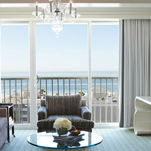 The Viceroy Santa Monica suite View
