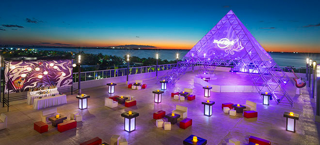 Hard Rock Hotel Cancun Mexico Honeymoon Packages