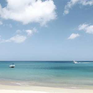 Beach at Rendezvous St Lucia