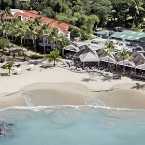 Exterior Rendezvous St Lucia