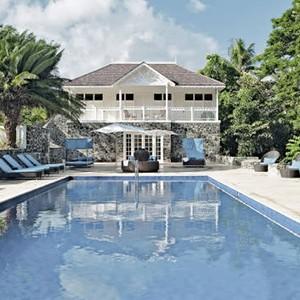 PoolAt Rendezvous St Lucia