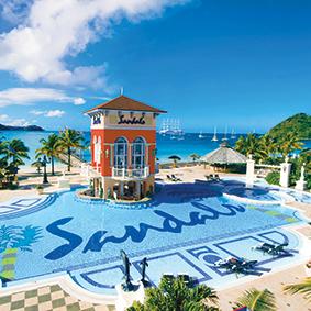 Sandals Grande St Lucia - thumbnail