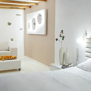 Bill & Coo Suites and Lounge Mykonos - Greece Honeymoon - Executive Suite