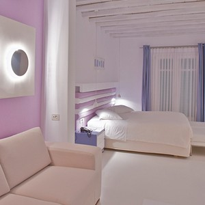 Bill & Coo Suites and Lounge Mykonos - Greece Honeymoon - Superior Suite