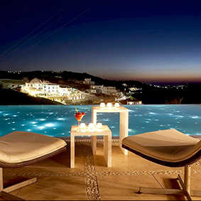 Bill & Coo Suites and Lounge Mykonos - Greece Honeymoon - THUMBNAIL