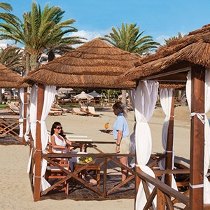 Constantinou Bros Asimina Suites - Cyprus Honeymoon Packages - beach
