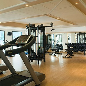 Constantinou Bros Asimina Suites - Cyprus Honeymoon Packages - gym