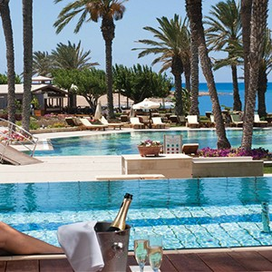 Constantinou Bros Asimina Suites - Cyprus Honeymoon Packages - pool