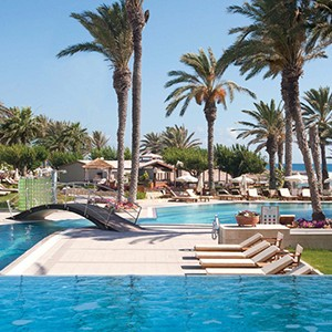 Constantinou Bros Asimina Suites - Cyprus Honeymoon Packages - swimming pool