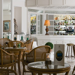 Grand Hotel Capodimonte - Italy Honymoon Packages - bar