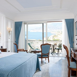 Grand Hotel Capodimonte - Italy Honymoon Packages - deluxe