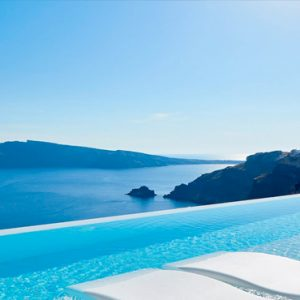 Greece Honeymoon Packages Canaves Oia Suites Infinity Pool