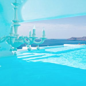 Greece Honeymoon Packages Canaves Oia Suites Infinity Pool2