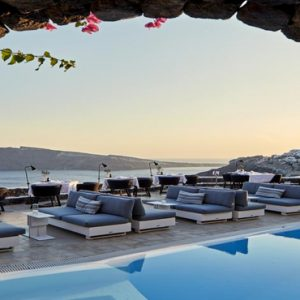 Greece Honeymoon Packages Canaves Oia Suites Pool And Sea Views
